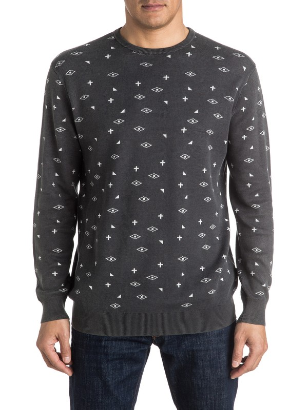 0 Eye For An Eye Sweater  EQYSW03147 Quiksilver