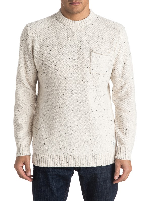 0 Newchester Sweater  EQYSW03148 Quiksilver