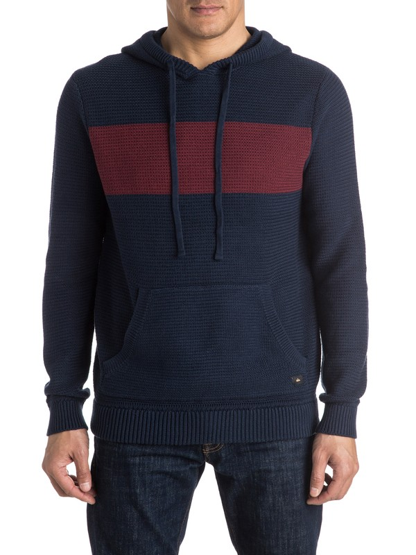 0 Invasion Hooded Sweater  EQYSW03150 Quiksilver