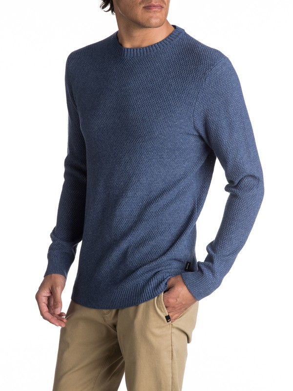 0 Future Wise Sweat - Pull pour Homme  EQYSW03202 Quiksilver