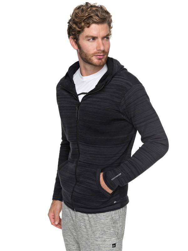 0 Highland - Sweatshirt zippé pour Homme  EQYSW03206 Quiksilver