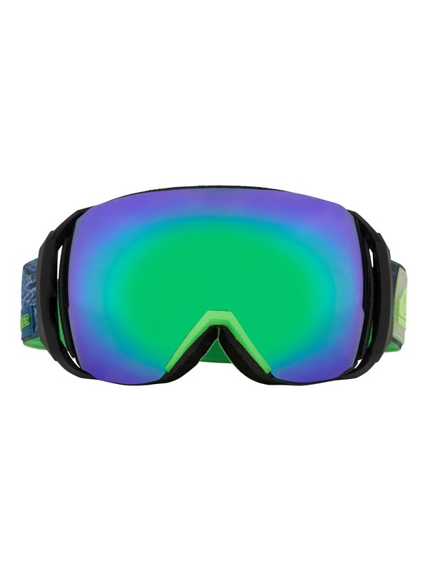 0 Hubble Rimless Goggles  EQYTG00056 Quiksilver