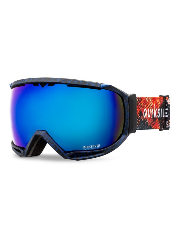 0 Hubble Snowboard/Ski Goggles  EQYTG03030 Quiksilver