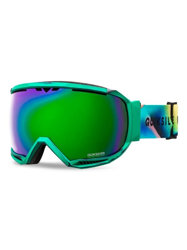0 Hubble - Snowboard/Ski Goggles Yellow EQYTG03031 Quiksilver
