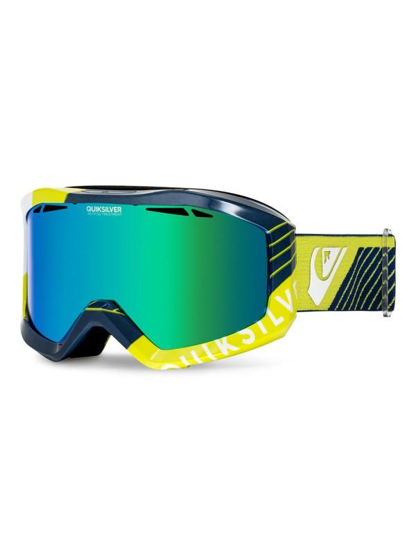 0 Fenom - Snowboard/Ski Goggles Blue EQYTG03042 Quiksilver