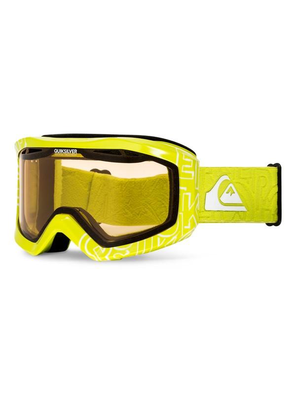 0 Fenom Bad Weather - Snowboard/Ski Goggles Green EQYTG03043 Quiksilver