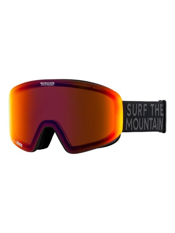 0 QS RC - Ski/snowboard bril voor Heren Red EQYTG03053 Quiksilver