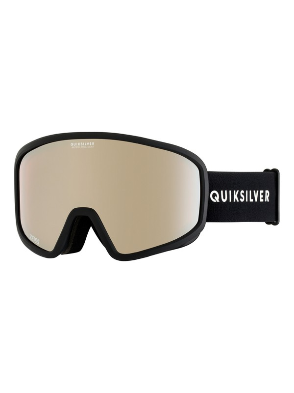 0 Browdy Snowboard/Ski Goggles Black EQYTG03054 Quiksilver