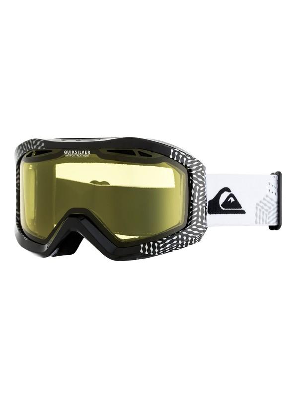 0 Fenom Bad Weather - Ski/snowboard bril voor Heren Black EQYTG03060 Quiksilver