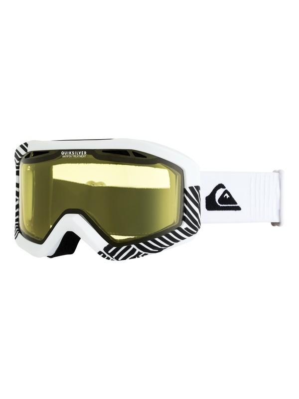 0 Fenom Bad Weather - Ski/snowboard bril voor Heren White EQYTG03060 Quiksilver