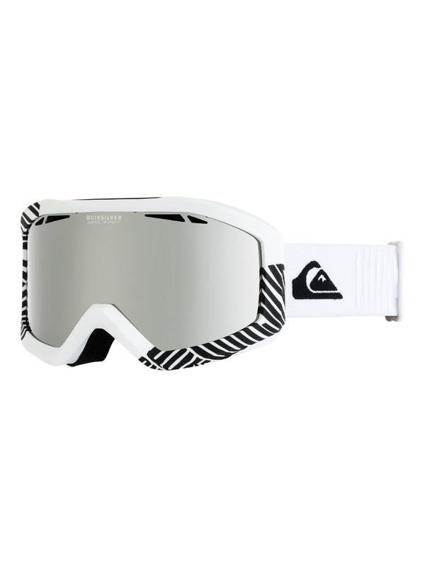 0 Fenom Mirror - Ski/snowboard bril voor Heren White EQYTG03061 Quiksilver
