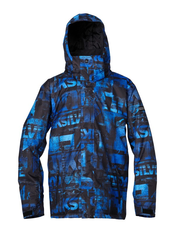 0 Mission 10K Insulated Jacket  EQYTJ00027 Quiksilver