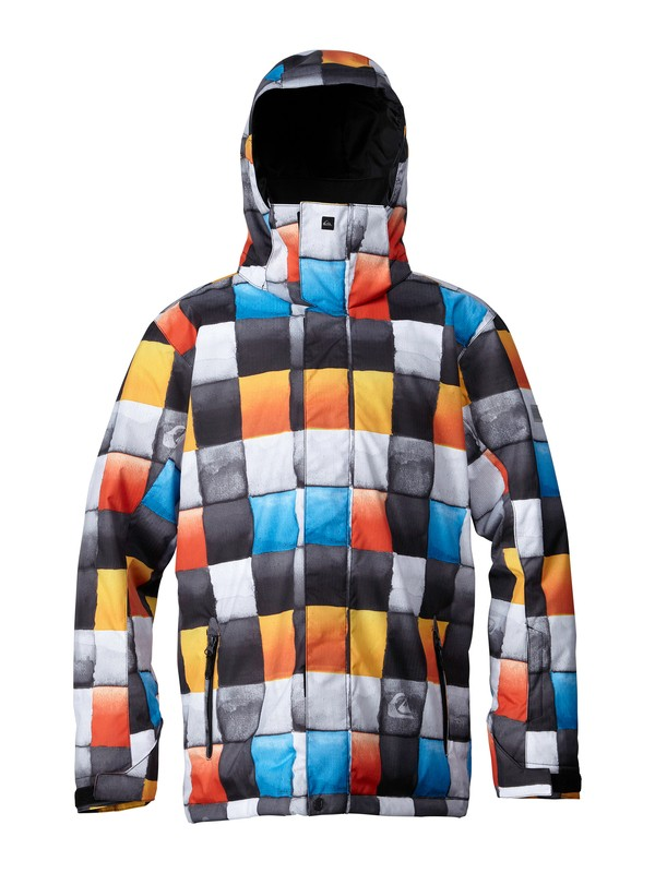 0 Mission 10K Insulated Jacket  EQYTJ00030 Quiksilver