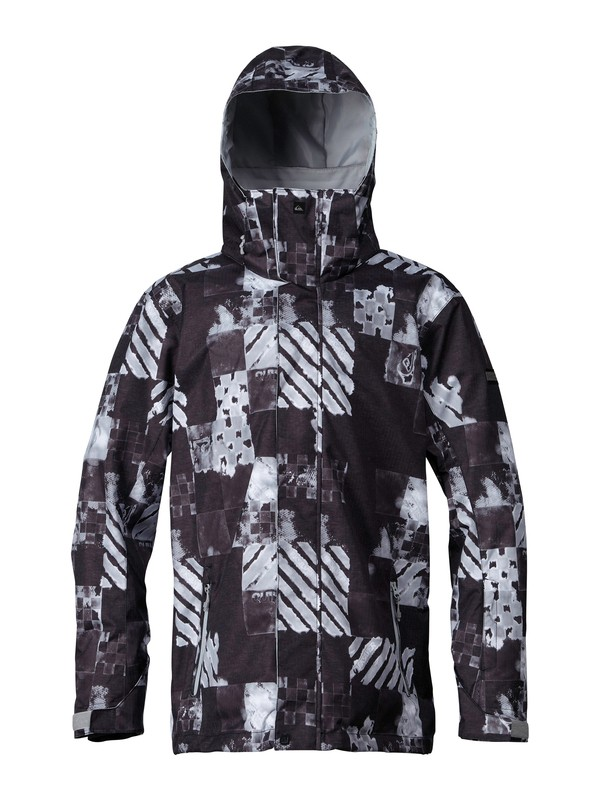 0 Mission 10K Insulated Jacket  EQYTJ00038 Quiksilver