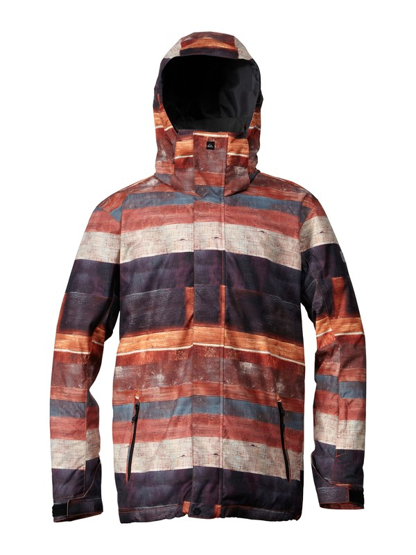 0 Mission 10K Shell Jacket  EQYTJ00039 Quiksilver
