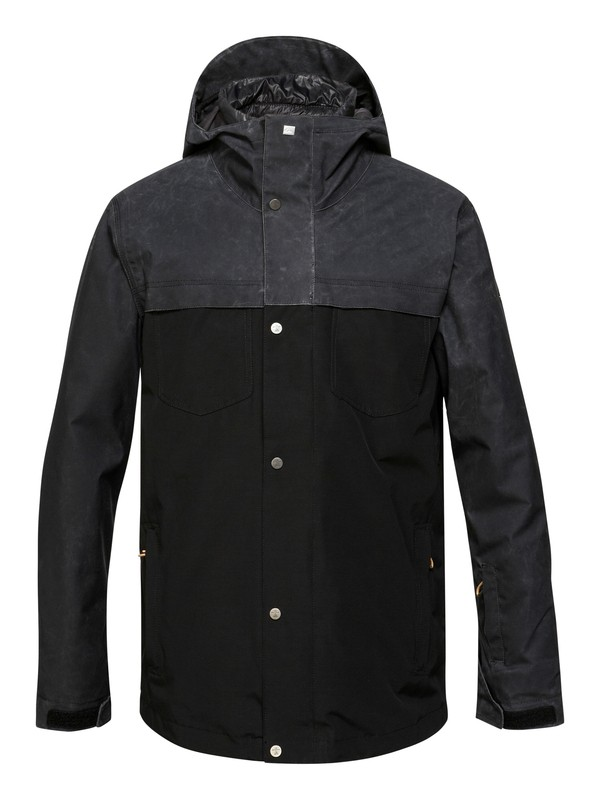 0 Act 3N1 jacket  EQYTJ00066 Quiksilver