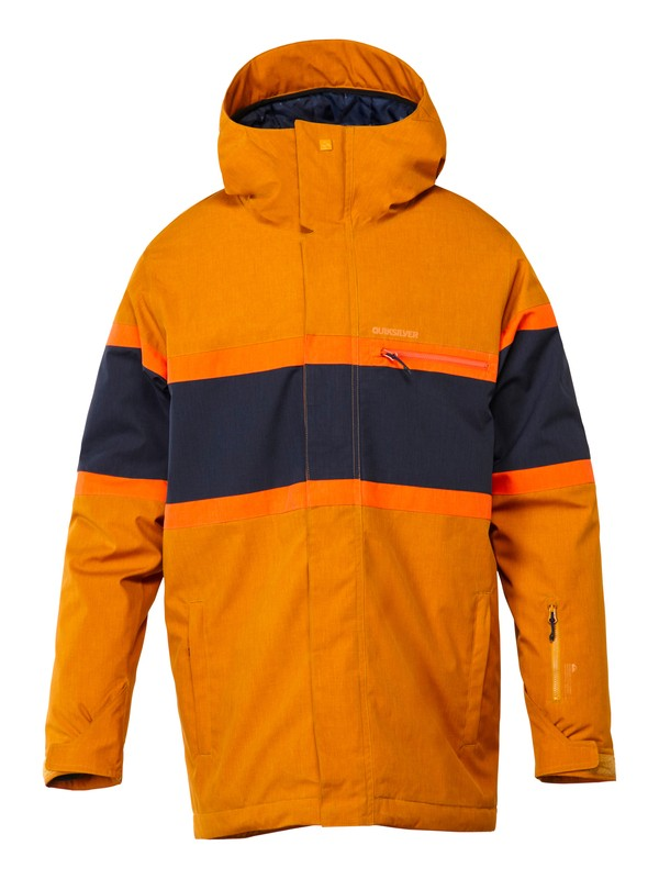 0 Fraction 10K Jacket  EQYTJ00071 Quiksilver