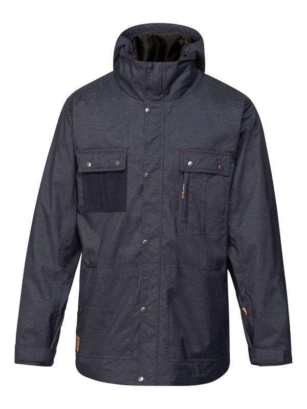 0 No Nonsense 15K Jacket  EQYTJ00112 Quiksilver