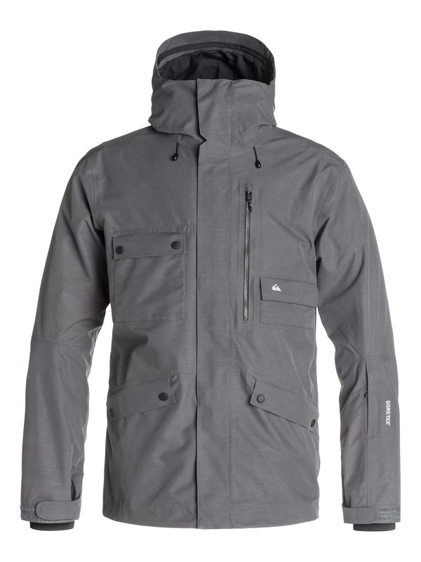 0 Northwood 2L GORE-TEX Snow Jacket  EQYTJ03003 Quiksilver
