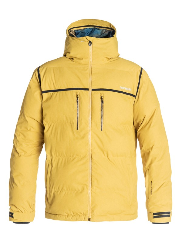 0 Pillow 15K Snow Jacket  EQYTJ03006 Quiksilver
