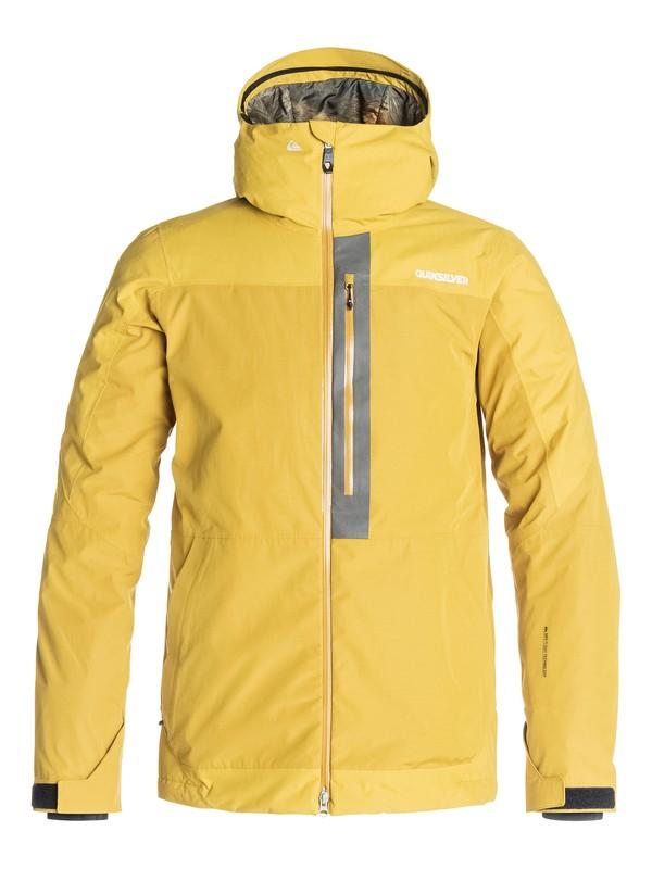 0 Tension 15K Snow Jacket  EQYTJ03010 Quiksilver