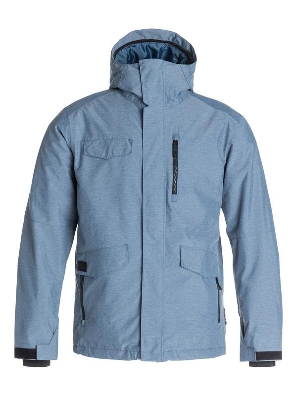 0 Raft - Snowboard Jacket  EQYTJ03015 Quiksilver