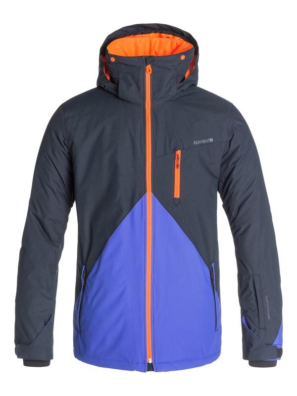 0 Mission Color Block 10K Snow Jacket  EQYTJ03018 Quiksilver