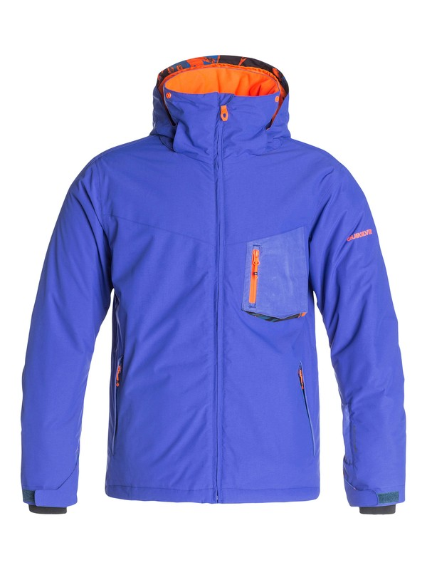 0 Mission Plus - Veste de snow  EQYTJ03025 Quiksilver