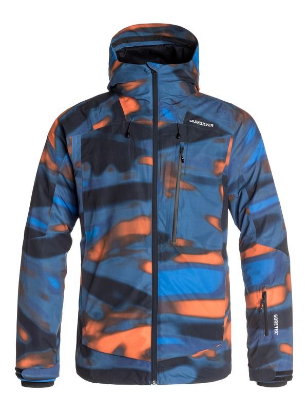 0 Inyo Printed 2L GORE-TEX Snow Jacket  EQYTJ03043 Quiksilver