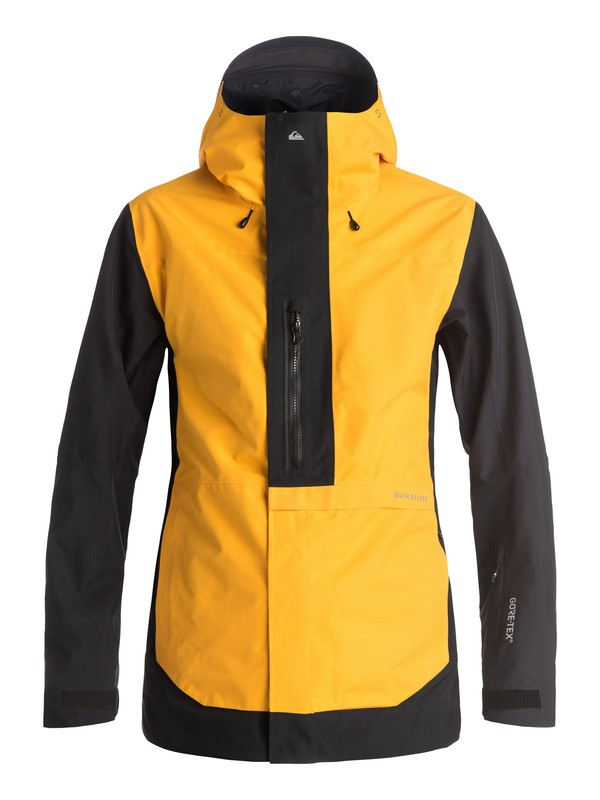 0 Travis Rice Exhibition 2L GORE-TEX® Snow Jacket  EQYTJ03050 Quiksilver