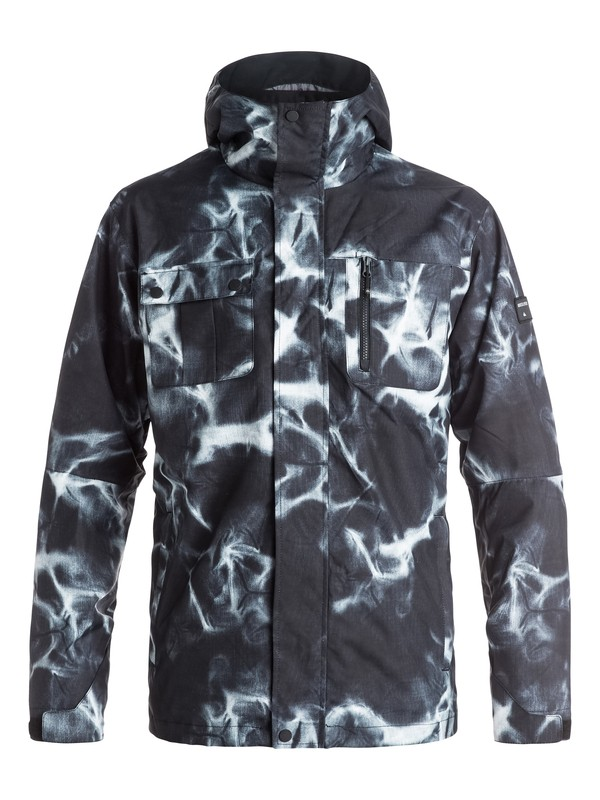 0 Mission - 3 in 1 Snow Jacket  EQYTJ03065 Quiksilver
