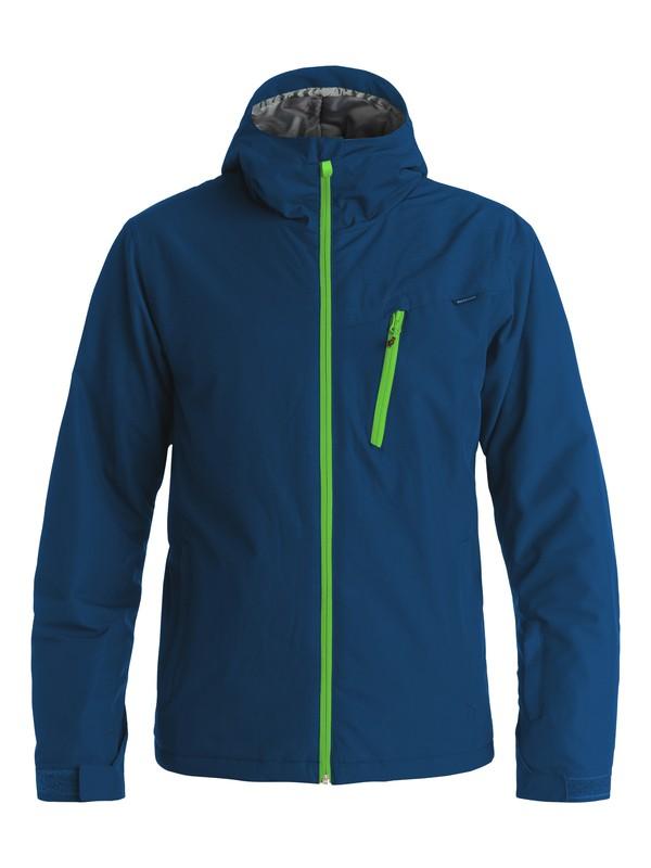 0 Сноубордическая куртка Mission Plus  EQYTJ03066 Quiksilver