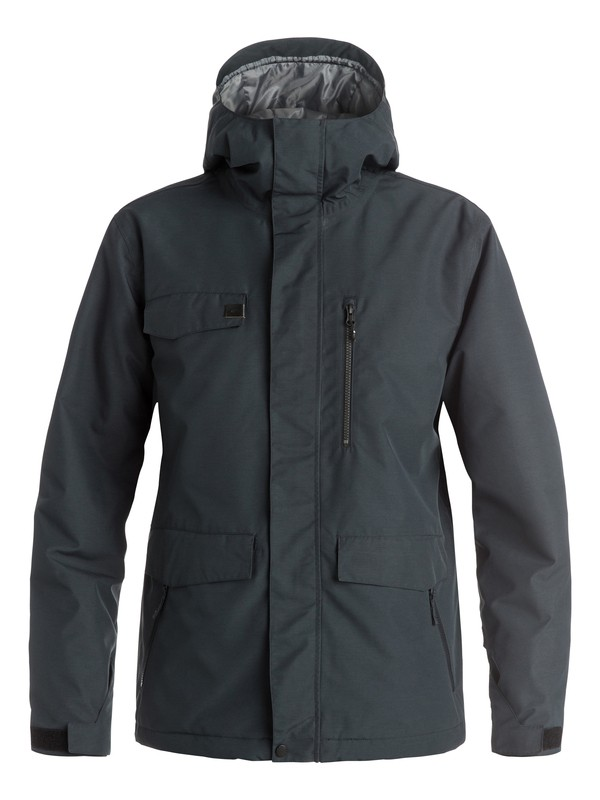 0 Raft - Snow Jacket  EQYTJ03070 Quiksilver