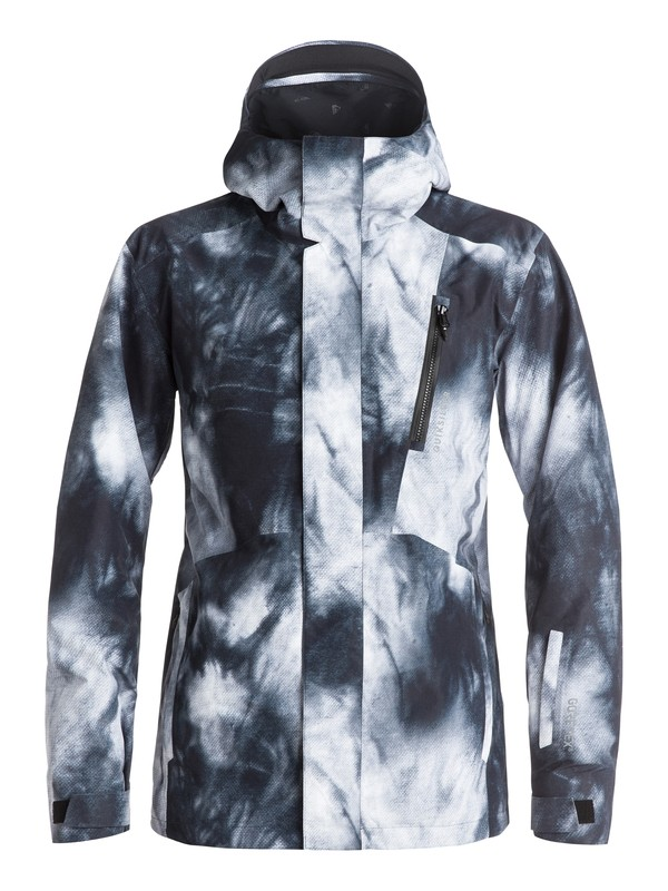 0 Forever Printed GORE-TEX® Snow Jacket  EQYTJ03091 Quiksilver