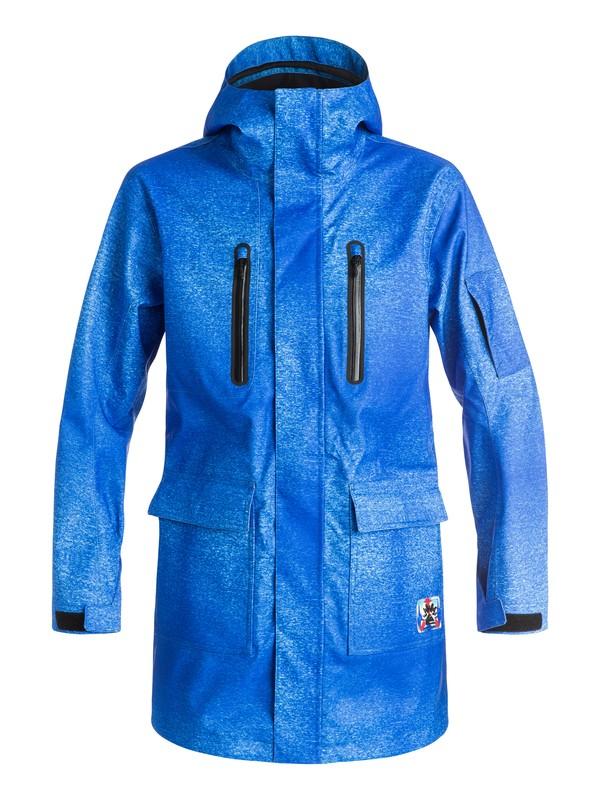 0 Quiksilver X Julien David - Longue veste de snow  EQYTJ03092 Quiksilver