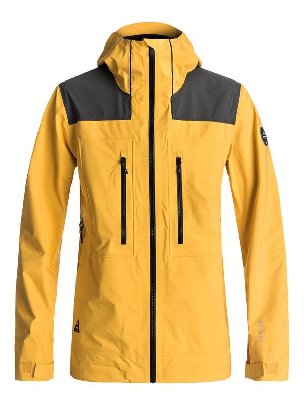 0 Mamatus 3L GORE-TEX® - Snowboardjack Yellow EQYTJ03112 Quiksilver