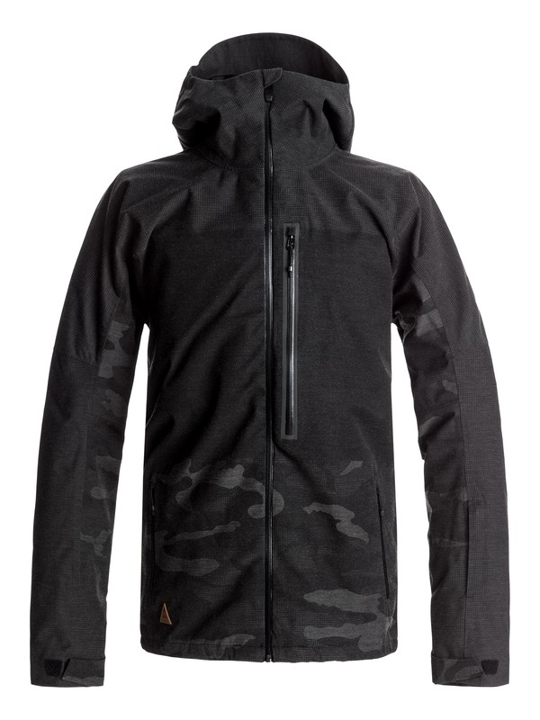 0 The Cell Snow Jacket  EQYTJ03117 Quiksilver
