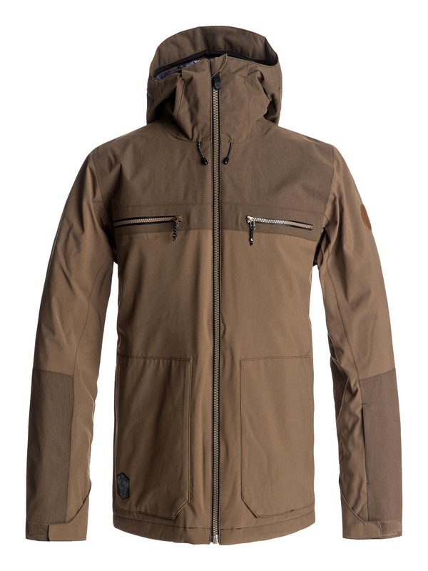 0 Arrow Wood Snow Jacket  EQYTJ03118 Quiksilver