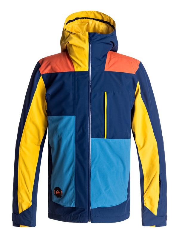 0 Sycamore - Chaqueta Para Nieve para Hombre Azul EQYTJ03120 Quiksilver