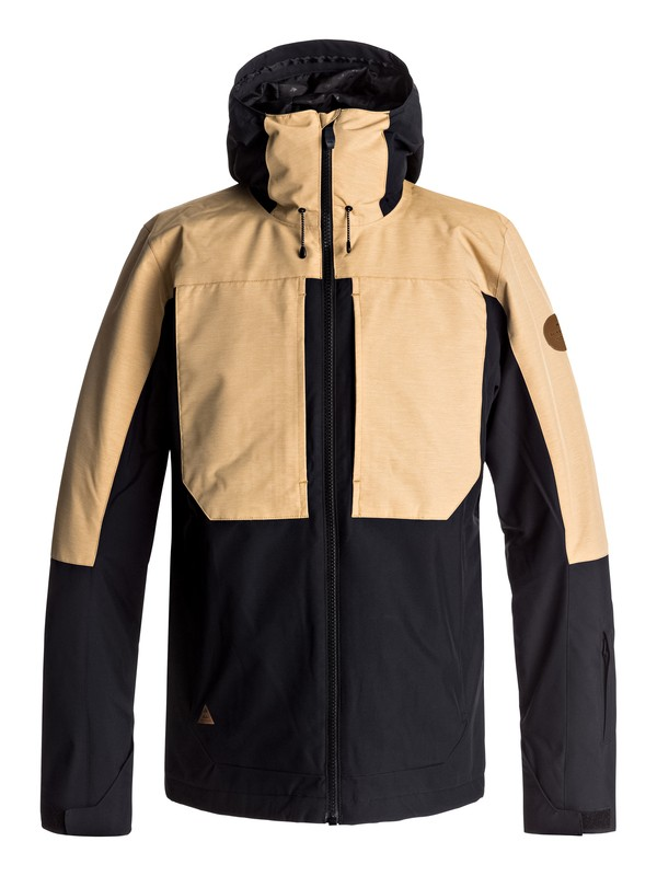 0 Travis Rice Ambition Snow Jacket  EQYTJ03121 Quiksilver