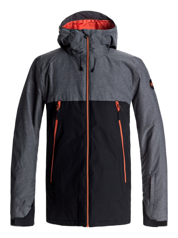 0 Sierra - Snow Jacket  EQYTJ03124 Quiksilver
