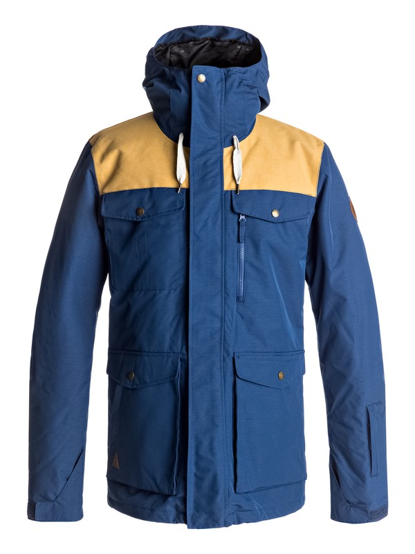 0 Raft Snow Jacket  EQYTJ03125 Quiksilver