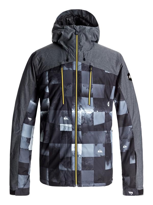 0 Mission Plus - Veste de snow pour Homme Blanc EQYTJ03134 Quiksilver