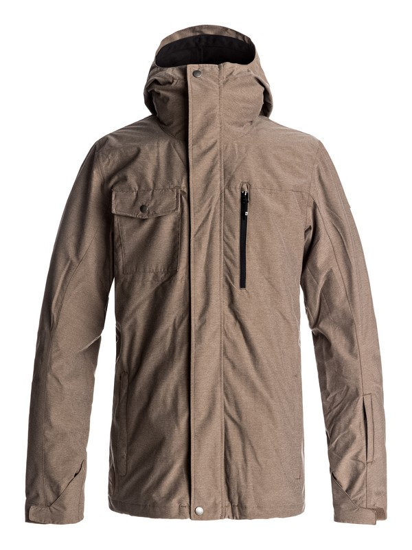 0 Mission 3-in-1 Snow Jacket  EQYTJ03148 Quiksilver