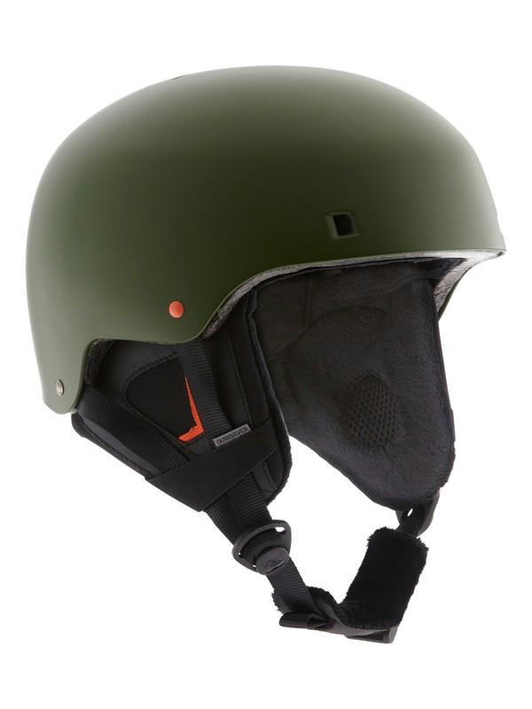 0 Axis Helmet Green EQYTL00023 Quiksilver