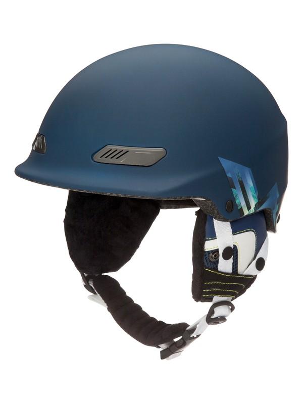 0 Wildcat - Snowboard/Skihelm Blue EQYTL03018 Quiksilver