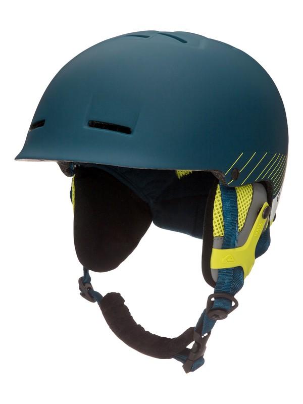 0 Fusion Helmet Blue EQYTL03019 Quiksilver
