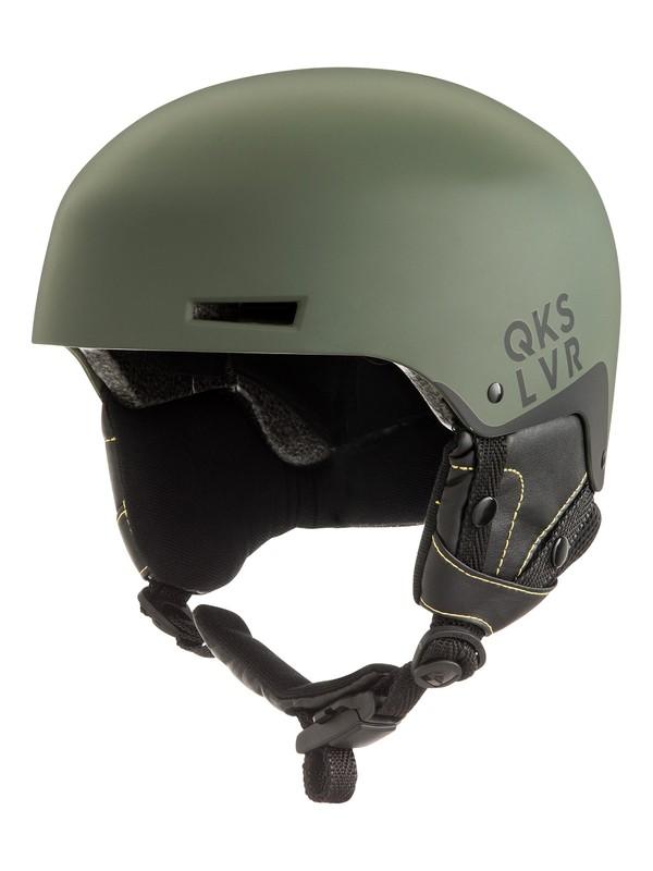 0 Axis - Casco de snowboard/esquí Marrón EQYTL03028 Quiksilver