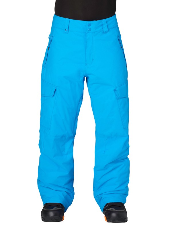 0 Porter 10K Shell Pants  EQYTP00015 Quiksilver