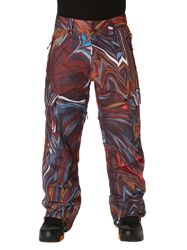 0 Travis Rice Porter 10K Shell Pants  EQYTP00035 Quiksilver
